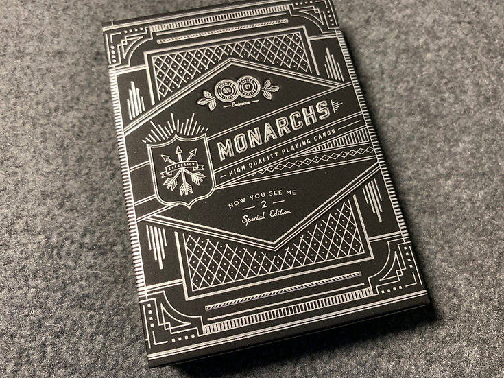 Monarchs Now You See Me 2 Special Edition - By Theory11