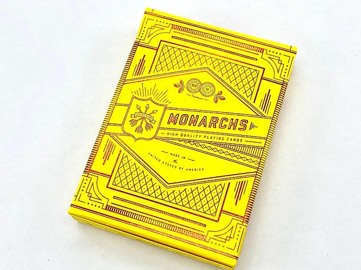 Monarchs Mandarin Edition - Theory11
