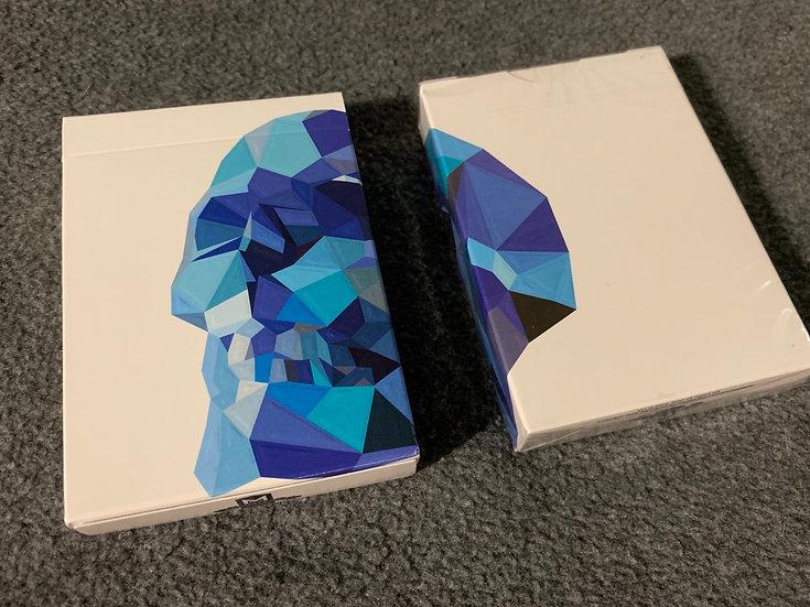 Blue Memento Mori - By Murphy Magic