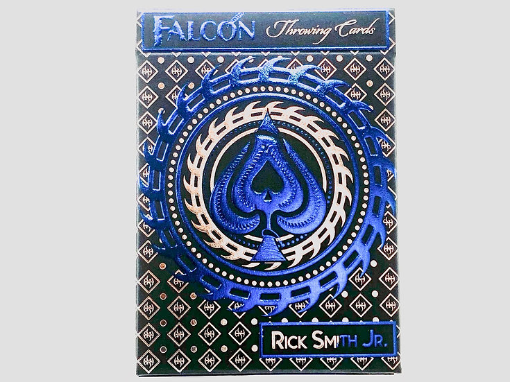 Silver Falcon - By De'vo