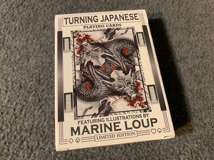 Turning Japanese - By Marine Loup