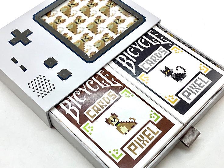 Bicycle Pixel v2 - TCC Playing Cards