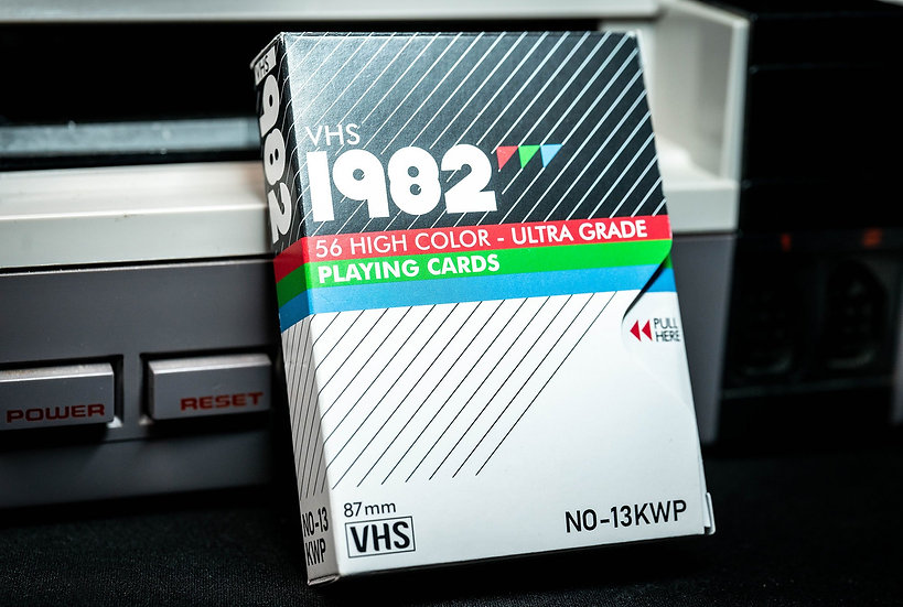 VHS 1982 Standard Edition (February)