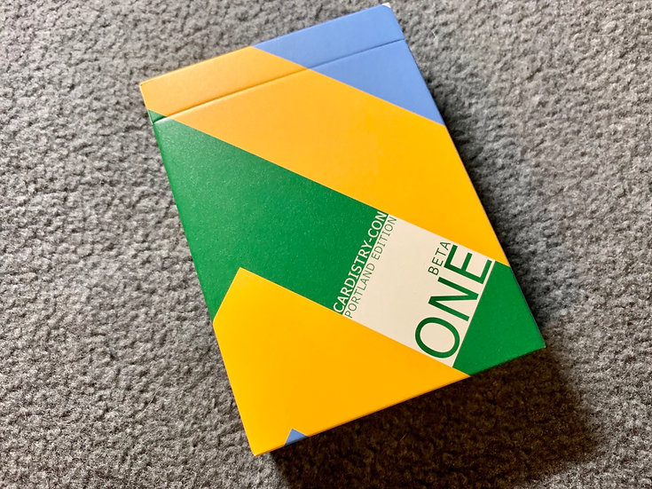 The One, Portland Edition - By Make Playing Cards