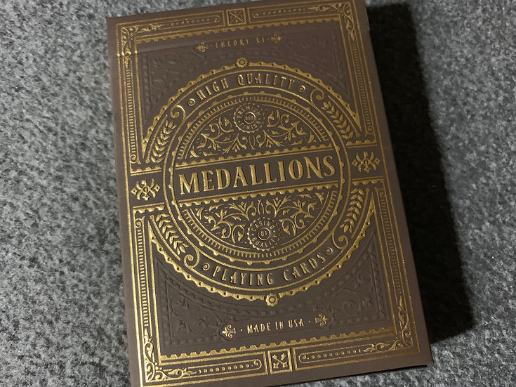 Medallions - By Theory11