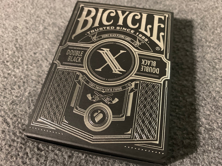 Bicycle Double Black - Designed by John Powell