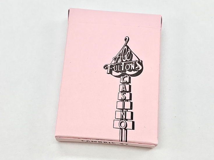 Ace Fulton's Casino, Pretty in Pink - Art of Play