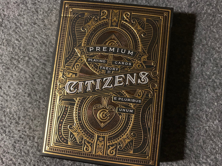 Citizens - By Theory11