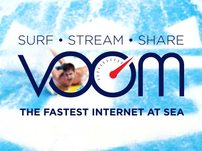 Самый быстрый интернет в море