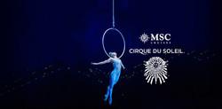 CIRQUE DU SOLEIL И MSC CRUISES