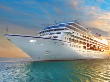 Как будут выглядеть сьюты нового лайнера Oceania Cruises?