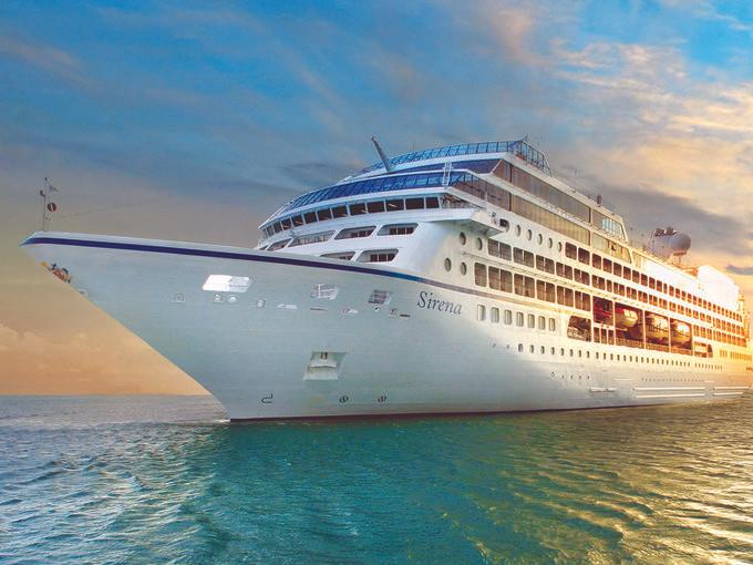 Serena Oceania Cruises