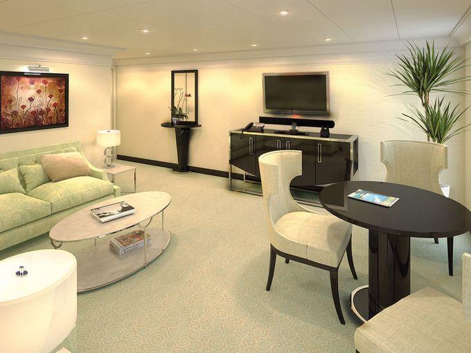 Owner's Suite Serena Oceania Cruises