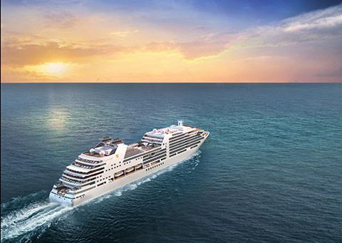 Seabourn Encore новый лайнер