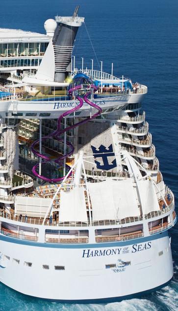Уже в мае! Harmony of the Seas приглашает в полет над «Бездной»!
