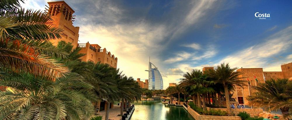Costa Cruises круизы из Дубая ОАЭ