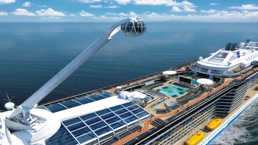 ROYAL CARIBBEAN INT заказал строительство пятого лайнера класса Quantum