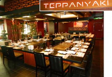 Изменение стоимости ужина в ресторанах Teppanyaki и Moderno наборту лайнеров NCL