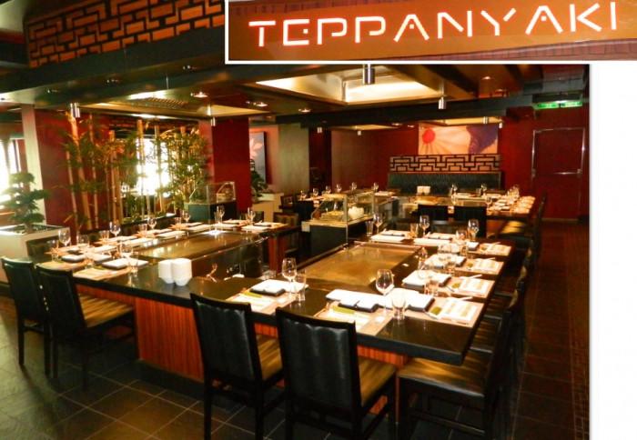 Teppanyaki и Moderno NCL