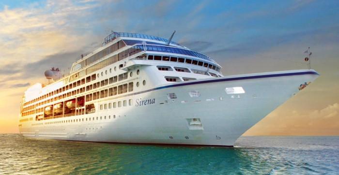 Oceania Cruises Serena