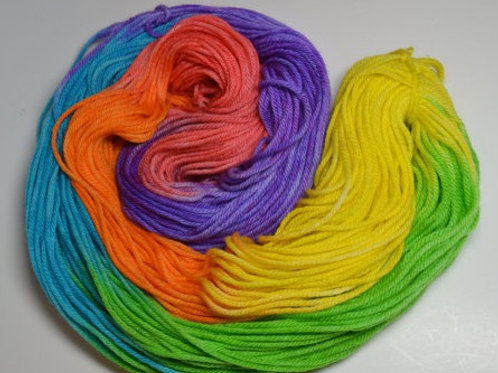 Classic Rainbow - Walkabout Worsted