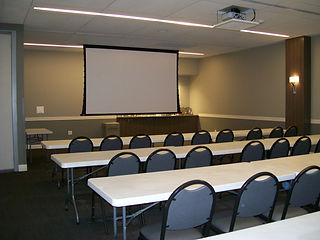 Milan lecture room