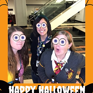 Mobank Halloween Party