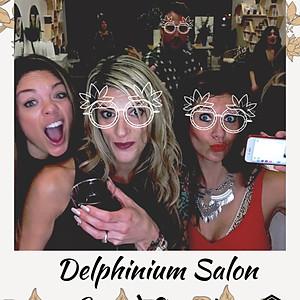 Delphinium Salon Grand Opening
