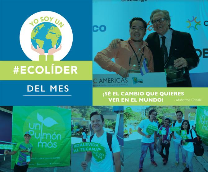 ¡#EcoLíder del mes!
