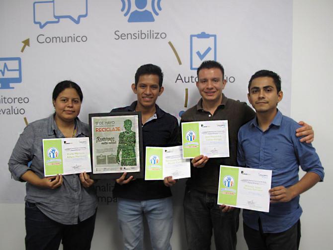 Día Internacional del Reciclaje  - 17 de mayo.