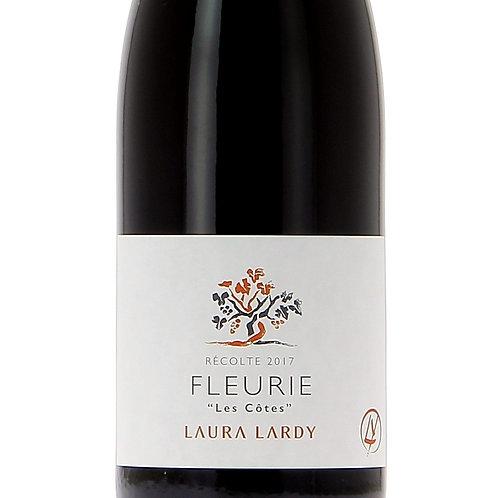 Fleurie « Les Côtes » 2017, Laura Lardy