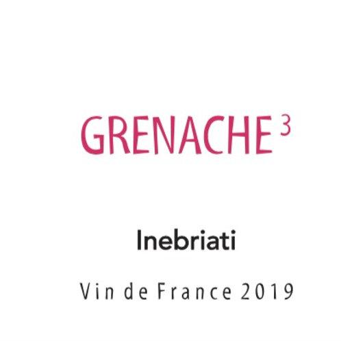 Grenache 3, 2019 Domaine Inebriati (Victor Beau)