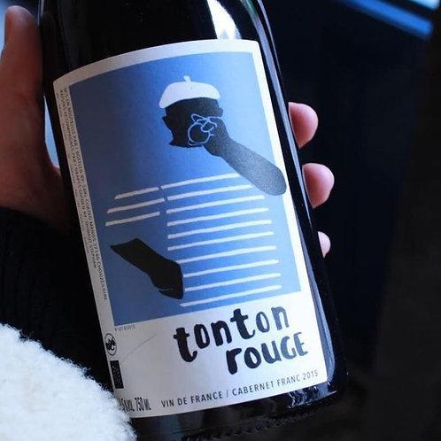 Tonton Cabernet Franc 2015, Vincent Wallard