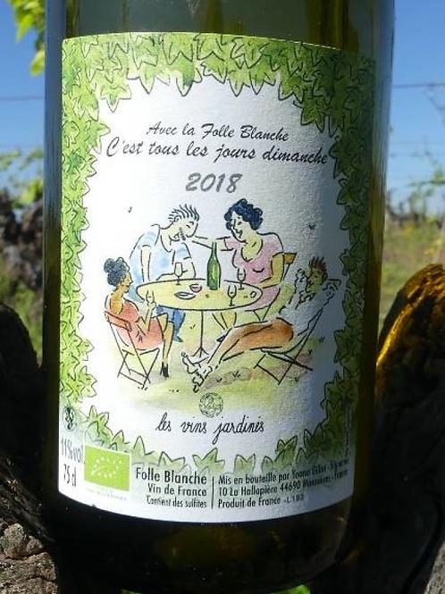 C'est tous les jours dimanche 2018, Les Vins Jardinés (Yoann Gillot)