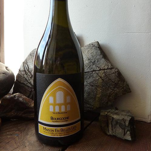 Bourgogne blanc, 2018 Maison En Belles Lies (Pierre Fenals)
