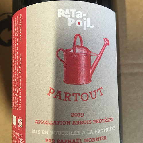 Partout 2019, Ratapoil
