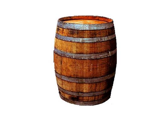 Timber Wine Barrel