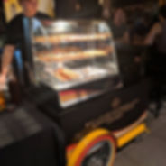 Churro Food Cart