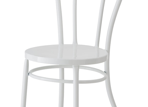 CHAIR BENTWOOD WHITE