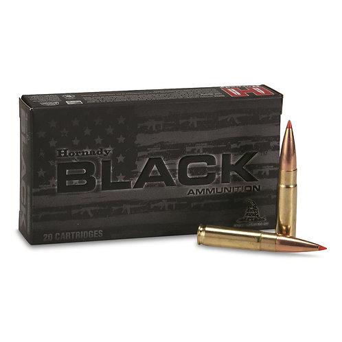 Hornady Black 300 Blackout 208 Grain Subsonic