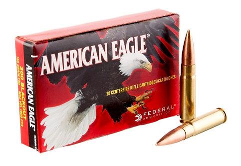 American Eagle 300 Blackout 150 Grain Full Metal Jacket
