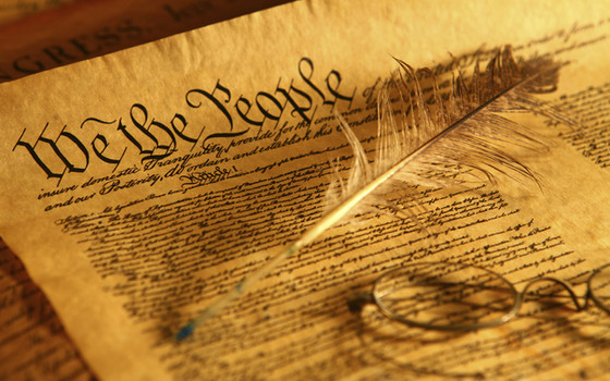 The Constitution of the United States vs. Facebook, Twitter, the Big-Tech Monopoly and the Left-Wing