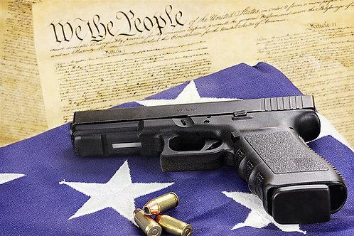 Utah Concealed Weapon Permit