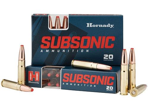 Hornady 300 Blackout 190 gr Sub-X® Subsonic