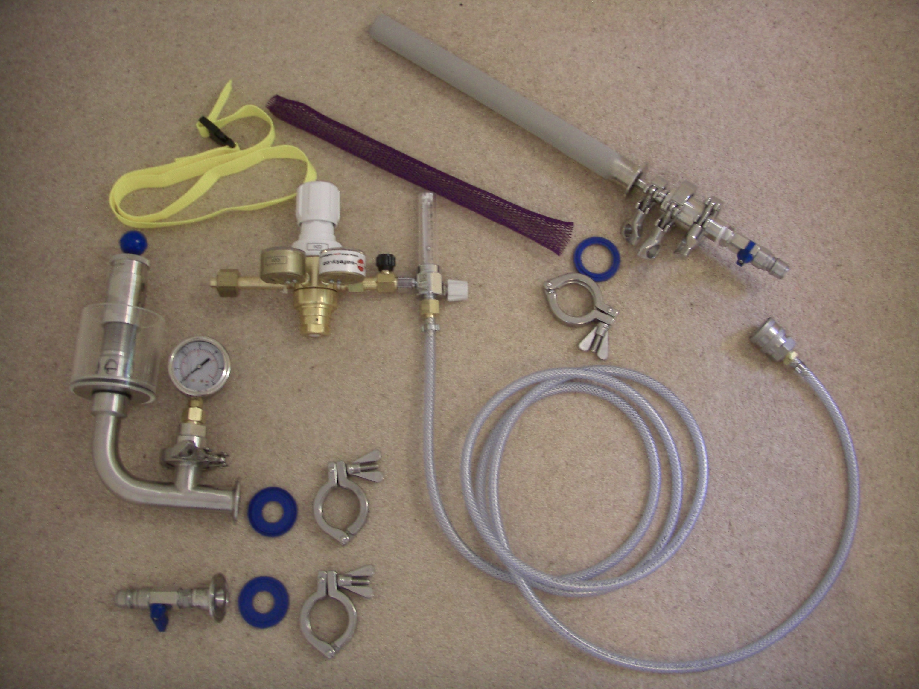 Carbonation Kit 1 of 4