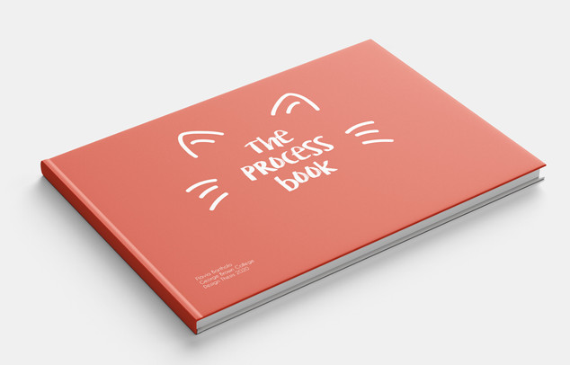 THESIS PROCESS BOOK