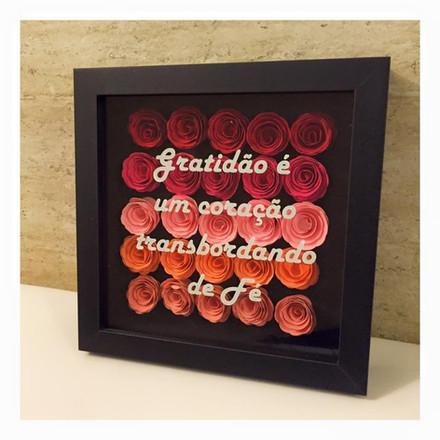 3D Gradient Roses