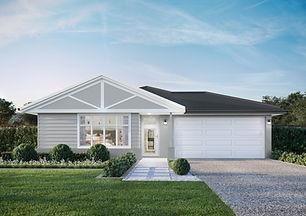 Brookmore Constructions - Hamptons Facad