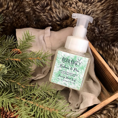 Balsam & Pine Foaming Hand Soap