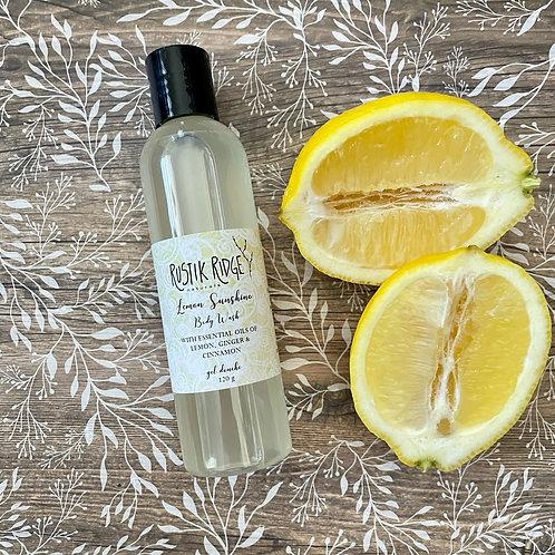 Lemon Sunshine Body Wash